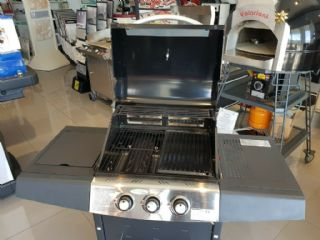 Barbecue a gas Palazzetti Billy Expert 3 Eco