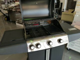 Barbecue a gas Palazzetti Billy Expert 4 Eco